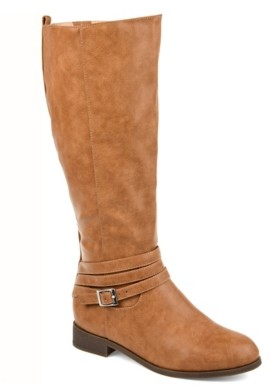 Journee Collection Ivie Extra Wide Calf Riding Boot