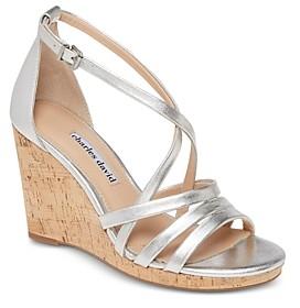 Charles David Women's Randee Wedge Sandals
