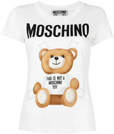 Moschino toy bear paper cut out T-shirt