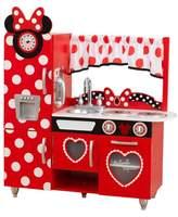 Kid Kraft Disney Jr. Minnie Mouse Vintage Play Kitchen