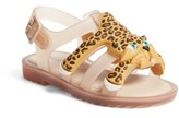 Mini Melissa Toddler Girl's X Jeremy Scott Flox Sandal