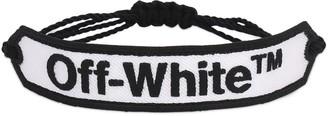 Off-White Offwhite Macrame Bracelet