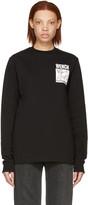 Hood by Air Black wench Lamb T-shirt