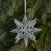 Bloomingdale's Wire Tinsel Star Ornament - 100% Exclusive