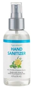 SpaRoom 4-Oz. Hand Sanitizer Spray with Essential Oils