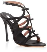 Tabitha Simmons Women's Bowrama Strappy High Heel Sandals