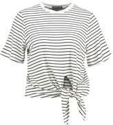 The Fifth Label DESTINATION Print Tshirt black/white