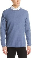Robert Graham Men's Manta Ray Long Sleeve Knit Sweater