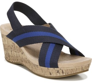 LifeStride Dream Big Strappy Wedge Sandals Women's Shoes