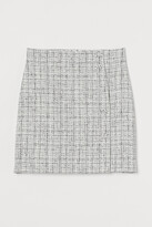 Thumbnail for your product : H&M Boucle mini skirt