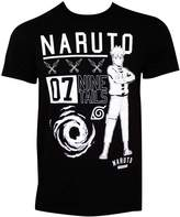 Bioworld Naruto 07 Nine Tails Mens T-shirt
