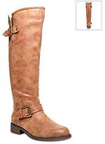"""Madden-Girl Cactuss"""" Knee High Boot - Cognac"""
