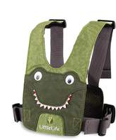 LittleLife Little Life L13580 Safety Harness - Crocodile