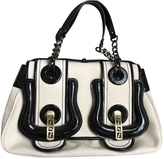 Fendi Canvas Handbag