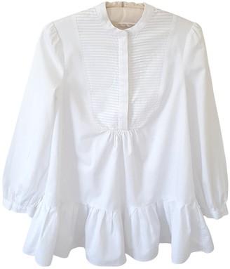 Vilshenko White Cotton Tops