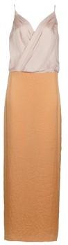 LOLA Cosmetics RAPH women's Long Dress in Pink