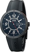 Oris Men's 73576514764RS TT1 diver Analog Display Swiss Automatic Watch