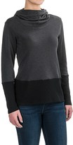 Columbia Harrlow Hill Hoodie Shirt - Long Sleeve (For Women)