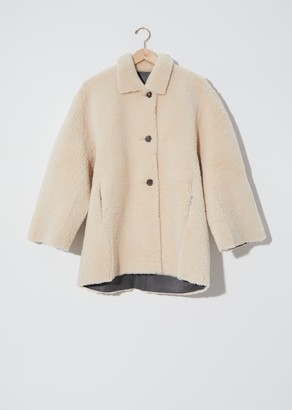 Arch The Reversible Shearing Short Coat