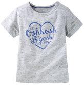 Osh Kosh Heart Logo Tee