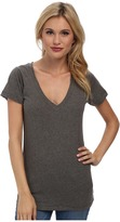 LnA S/S Deep V Women's T Shirt
