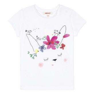 Catimini Baby Girls' Cq10163 Tee Shirt M/c T