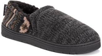 Muk Luks Men's Christopher Ankle Slippers