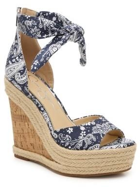 Jessica Simpson Greydon Espadrille Wedge Sandal