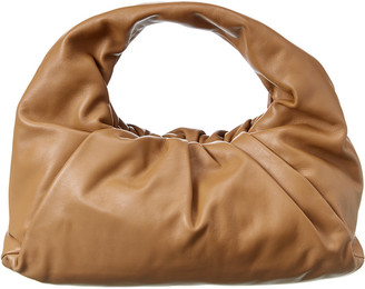 Bottega Veneta Soft Voluminous Leather Hobo