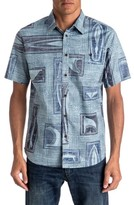 Quiksilver Men's Shapers Choice Tailored Fit Sport Shirt
