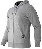 New Balance Men's Full Zip Fleece Hoodie