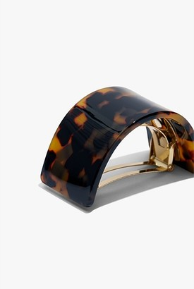 Country Road Acetate Curved Clip