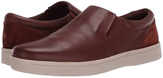 Clarks Kitna Free (Mahogany Leather) Men's Shoes