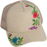 Prana Embroidered Trucker Hat (For Women)