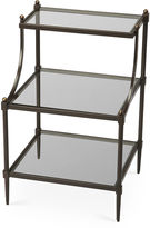 Butler Specialty Liv Tiered Side Table, Bronze