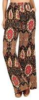 Show Me Your Mumu Women's Eli's Printed Trouser Pant