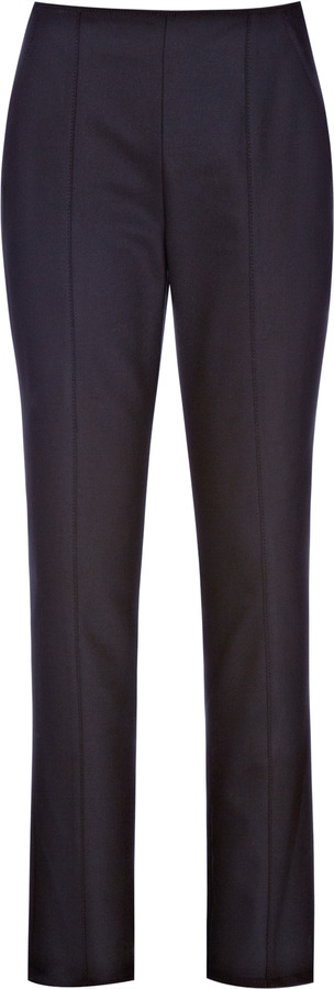 Reiss Nancy SEAMED CROPPED TROUSERS