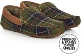 Barbour Men's Monty Thinsulate Tartan Slippers