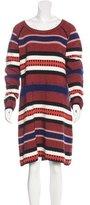Tory Burch Long Sleeve Sweater Dress