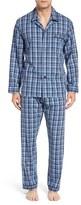 Majestic International 'Carmine' Cotton Blend Pajamas
