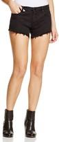Blank NYC Blanknyc Cutoff Denim Shorts in Pucker Up