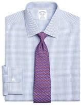 Brooks Brothers Tattersall Regent Fit Button-Down Shirt
