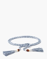 Chico's Denim Rope Belt