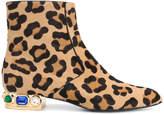 Casadei leopard print Daytime boots