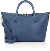 Barneys New York WOMEN'S MONICA SATCHEL-BLUE