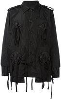 Kokon To Zai embroidered logo jacket - unisex - Polyester - S
