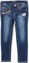 Vigoss Blue The Love Skinny Jeans - Girls