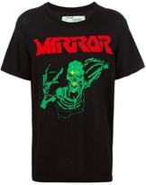 Off-White 'Mirror' T-shirt - men - Cotton/Polyamide - S