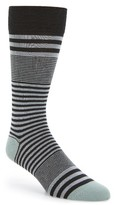 Cole Haan Men's Skater Stripe Socks
