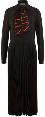 Valentino Long sleeved dress